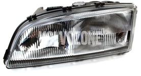 Headlight left P80 C70/S70/V70(XC) H7