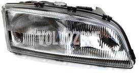 Headlight right P80 C70/S70/V70(XC) H7