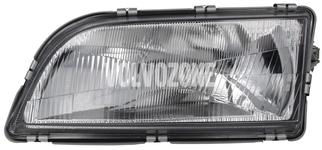 Headlight left S40/V40 (-1998)
