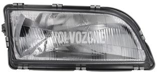 Headlight right S40/V40 (-1998)