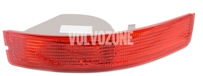 Rear bumper reflector lens left P2 XC90 (2007-) with fog light