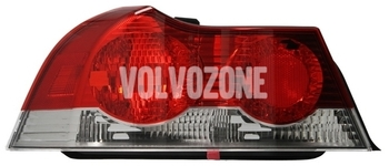 Taillight left P1 C70 II (-2010) with fog light
