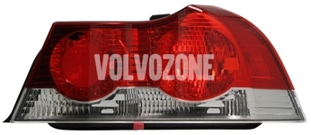 Taillight right P1 C70 II (-2010) with fog light