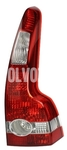Taillight right P1 V50 (-2007) with fog light