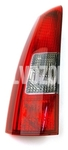 Taillight left, upper P2 (-2004) V70 II/XC70 II