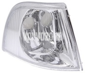 Front indicator right S40/V40 (-2000) chrome