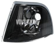 Front indicator left S40/V40 (-2000) black