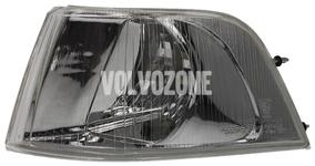 Front indicator left S40/V40 (2001-) chrome