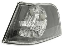 Front indicator left S40/V40 (2001-) black