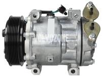 Air conditioner compressor P1 1.6D C30/S40 II/V50, P3 1.6D, 1.6D2 S80 II/V70 III (old type) S60 II/V60 (middle type)