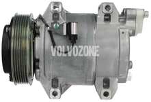Air conditioner compressor P2 S60/S80/V70 II/XC70 II/XC90 (new type)