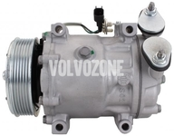Air conditioner compressor P1 1.6D2 C30/S40 II/V50 (new type), P3 1.6D2 S60 II/V60 S80 II/V70 III (middle type)