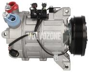Air conditioner compressor P3 2.4D/D5 (-2009), 2.5 T/T5 (-2011) 5PK pulley