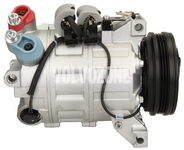 Air conditioner compressor P3 2.0 D3/D4, 2.4D/D5 (2011-), 2.0 T4/T5, 2.5 T/T5 (2011-) 3PK pulley