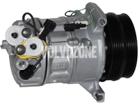 Air conditioner compressor P1 5 cylinder engines V40 II(XC)