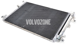 Air conditioner condenser P2 XC90 (2005-) with dryer