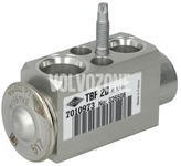 Air conditioner expansion valve 4/5/6 cylinder engines P3 S60 II(XC)/V60(XC)/XC60 S80 II/V70 III/XC70 III