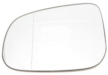Outside mirror glass left P3 S60 II(XC)/V60(XC) S80 II/V70 III, P1 V40 II(XC) driver side