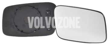 Outside mirror glass right S40/40, P80 C70/S70/V70(XC) passenger side
