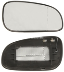 Outside mirror glass right P2 (-2003) S60/S80/V70 II, XC70 II (electric folding) passenger side