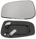 Outside mirror glass left P2 (2004-2006) S60/V70 II, S80 (2004-), XC70 II (2004 electric folding) driver side