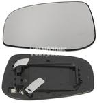 Outside mirror glass left P2 (2004-2006) S60/V70 II, S80 (2004-), XC70 II (2004 electric folding) driver side
