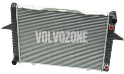 Engine radiator turbo engines P80 (1999-) C70/S70/V70(XC)