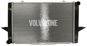 Engine radiator 2.0/2.5 (-1998) P80 S70/V70 automatic gearbox