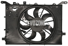 Radiator cooling fan P2 (-2003) S60/S80/V70 II/XC70 II