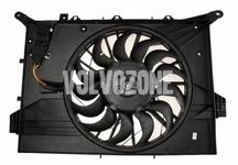 Radiator cooling fan 2.0T/2.5T/T5/R/2.9/T6 P2 (2004-) S60/S80/V70 II/XC70 II