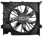 Radiator cooling fan P2 XC90