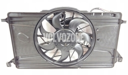 Radiator cooling fan 1.6/2.0D P1 C30/C70 II/S40 II/V50