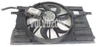 Radiator cooling fan 2.0 D3/D4, 2.4D/D5 P1 C30/C70 II/S40 II/V50