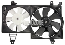 Radiator cooling fan 1.6/1.8/2.0 (-1999), 2.0T/T4 S40/V40