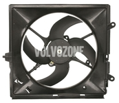 Radiator cooling fan solo 1.6/1.8/2.0 (-1999) S40/V40