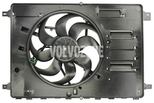 Radiator cooling fan P3 with 1 fan (DR02)