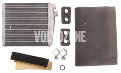 Heat exchanger (interior heating) P3 S60 II(XC)/V60(XC)/XC60 S80 II/V70 III/XC70 III
