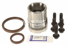 Angle gear collar sleeve, kit - Volvo Spare Parts Europe