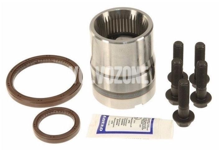Angle gear sleeve service kit, gearbox AW50/51 AWD P2 (2003-) S60/V70  II/XC70 II, S80/XC90 (OEM)