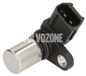 Crankshaft pulse sensor P1 5 cylinder engines, P2 gasoline engines (2002-) except 3.2, P2 2.4D/D5 with DPF (2006-), P3 5 cylinder diesel engines (-2011)/gasoline engines (-2012)