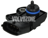 Fuel rail pressure sensor 2.4 (2003-) P2 S60/V70 II, S80