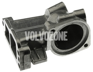 Thermostat housing 1.6/1.8/2.0 (2000-) S40/V40, 2.5 20V (1999) P80, P2 2.4 (-2002) S60/V70 II, S80 (2000-2003)