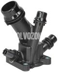 Engine coolant thermostat 2.0 D3/D4/D5 (2011-), 2.4D/D5 (2011-) P1 P3