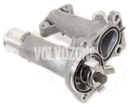 Engine coolant thermostat with housing 1.6 T2/T3/T4 P1 S40 II(XC) P3 S60 II/V60 S80 II/V70 III