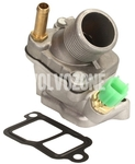 Thermostat housing with temperature sensor 2.4D/D5 P1 (-2010) automatic gearbox
