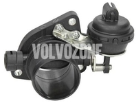 Throttle body 1.9DI (2001-) S40/V40