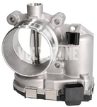Throttle body 5 cylinder engines 2.0 D3/D4, 2.4D/D5 P1, P2 (2006-), P3
