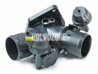 Throttle body 2.0D (emission standard 5 - with DPF) P1 C30/C70 II/S40 II/V50 (-2007)/(2008-) manual gearbox only