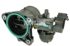 Throttle body 2.0D (emission standard 5 - with DPF) P1 C30/C70 II/S40 II/V50 (2008-) automatic gearbox only, P3 S80 II/V70 III