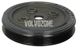 Crankshaft belt pulley 5 cylinder engines 2.0 D3/D4, 2.4D/D5 P3